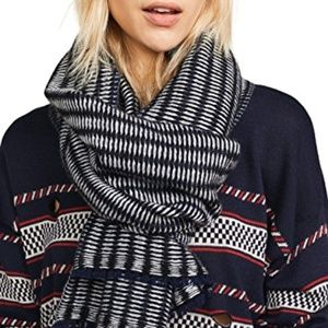 Isabel Marant Alany Wooly Scarf